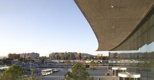 Terminal Forecourt